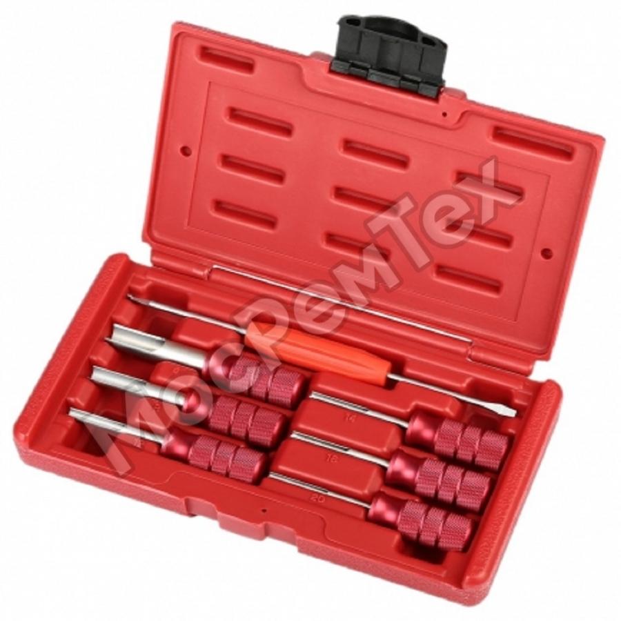 Инструмент для извлечения пинов- набор 7 предметов KA-3755
